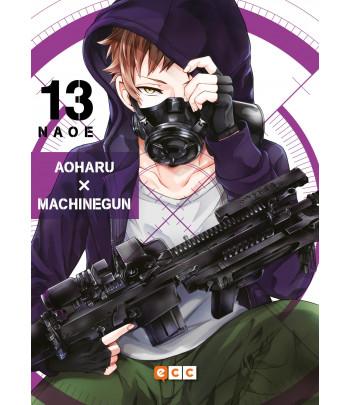 Aoharu x Machinegun Nº 13...