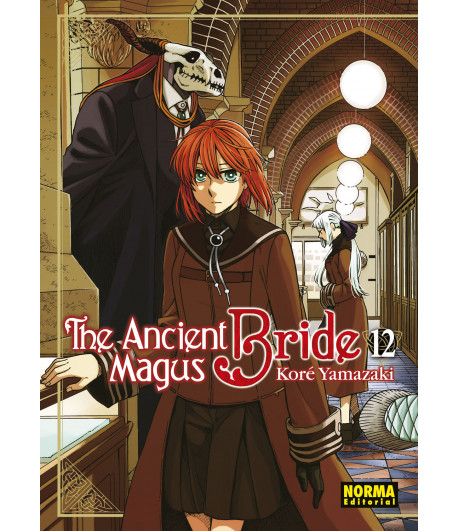 The Ancient Magus Bride Nº 12
