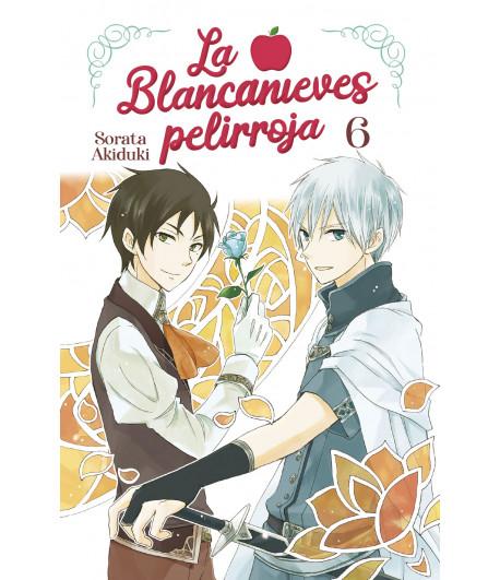 La Blancanieves Pelirroja Nº 06