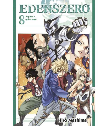 Edens Zero Nº 08
