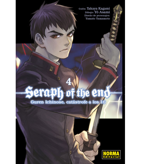 Seraph of the end: Guren Ichinose, catástrofe a los 16 Nº 04