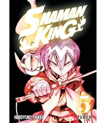 Shaman King Nº 05 (de 17)