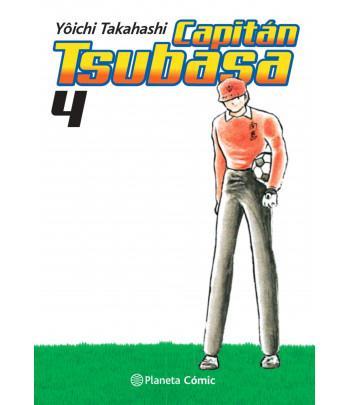 Capitán Tsubasa Nº 04 (de 21)