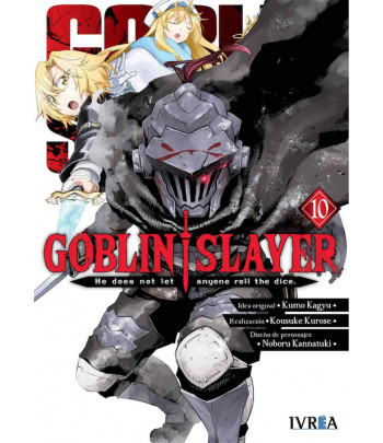 Goblin Slayer Nº 10