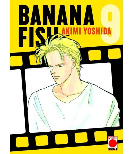 Banana Fish Nº 09 (de 10)