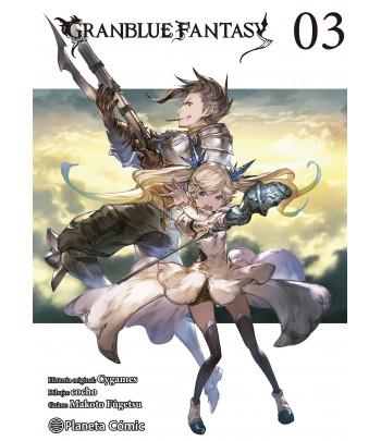 GranBlue Fantasy Nº 3 (de 6)