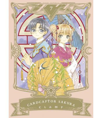 Cardcaptor Sakura Nº 7 (de 9)