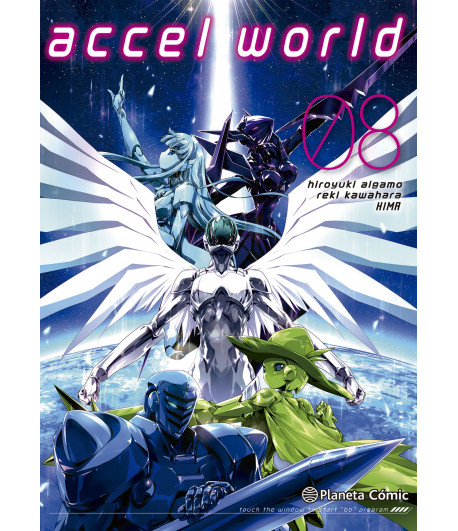Accel World Nº 8 (de 8)