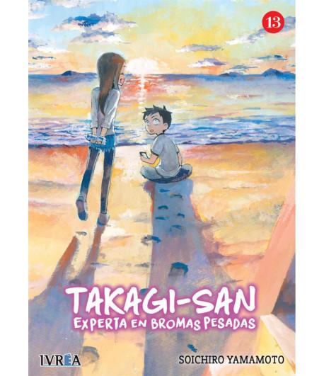 Takagi-san, experta en bromas pesadas Nº 13