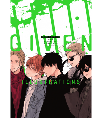 Given Illustrations