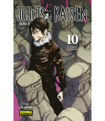 Jujutsu Kaisen Nº 10