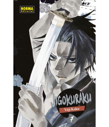 Jigokuraku Nº 07 (de 13)