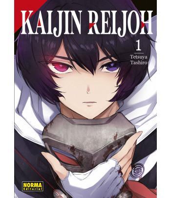 Kaijin Reijoh Nº 01