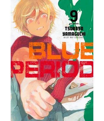Blue Period Nº 09
