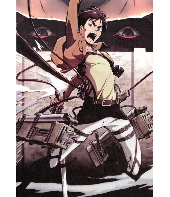 Póster Shingeki no Kyojin 05