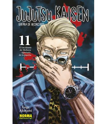 Jujutsu Kaisen Nº 11