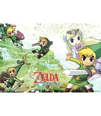 Póster The Legend of Zelda 01