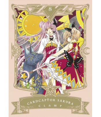 Cardcaptor Sakura Nº 8 (de 9)