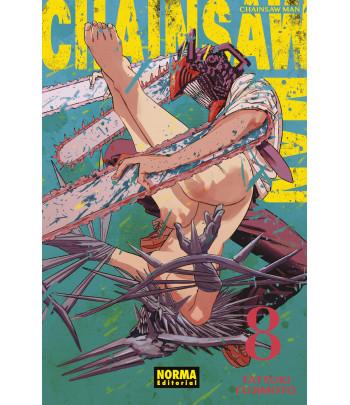 Chainsaw Man Nº 08 (de 11)