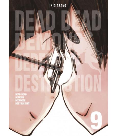 Dead Dead Demons Dededede Destruction Nº 09
