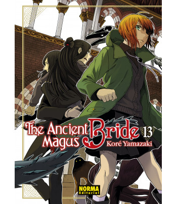 The Ancient Magus Bride Nº 13