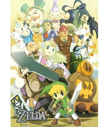 Póster The Legend of Zelda 02