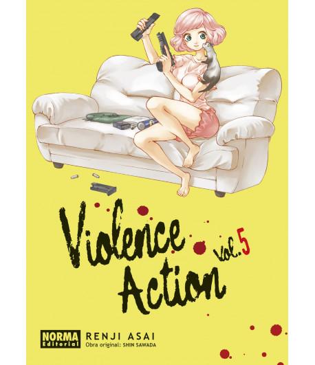 Violence Action Nº 05