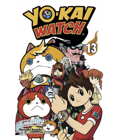 Yo-Kai Watch Nº 13