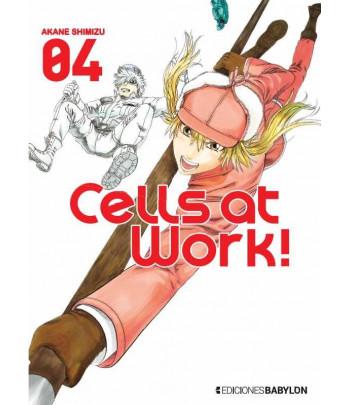 Cells at Work Nº 4 (de 6)