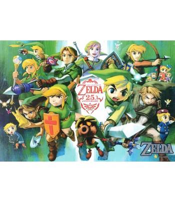 Póster The Legend of Zelda 06