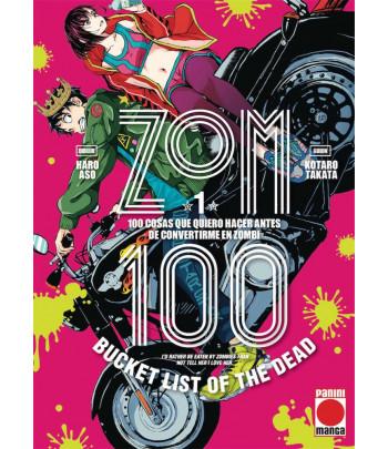Zom 100 Nº 01