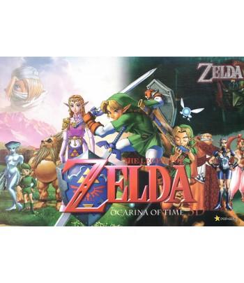 Póster The Legend of Zelda 08