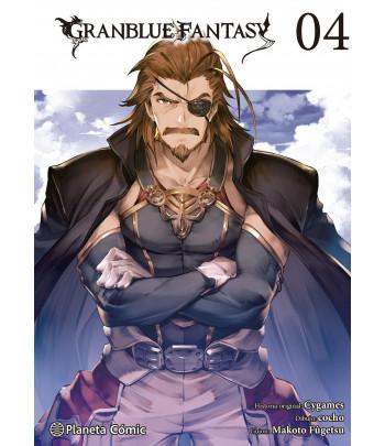 GranBlue Fantasy Nº 4 (de 6)