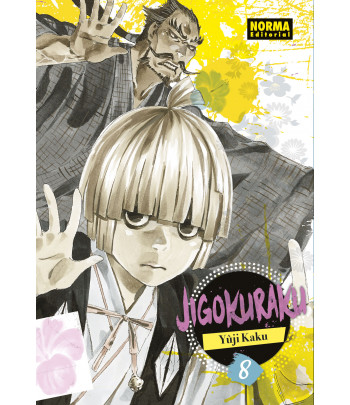 Jigokuraku Nº 08 (de 13)