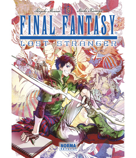Final Fantasy: Lost Stranger Nº 05