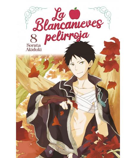 La Blancanieves Pelirroja Nº 08