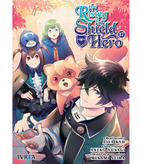 The Rising of the Shield Hero Nº 17