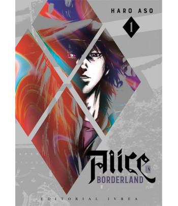 Alice in Borderland Nº 1...
