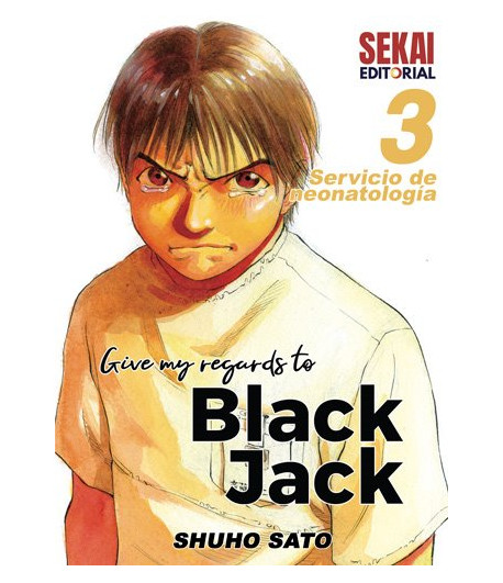 Give my regards to Black Jack Nº 03 (de 13)
