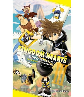 Kingdom Hearts III Nº 01