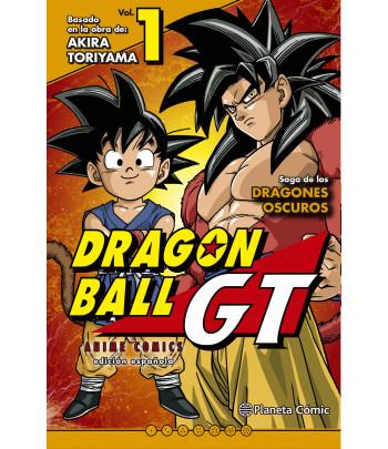 Dragon Ball GT Anime Series...