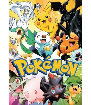 Póster Pokémon 05