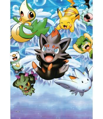 Póster Pokémon 06