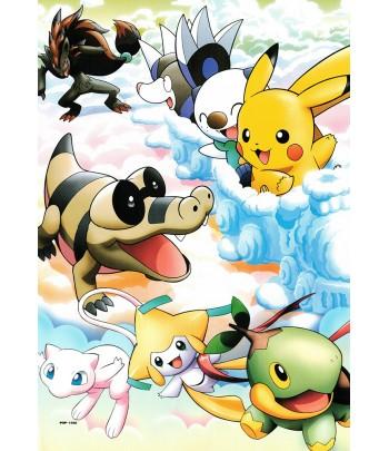 Póster Pokémon 07