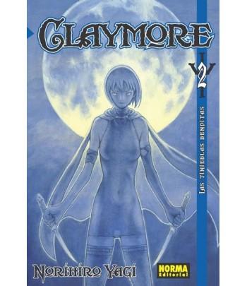 Claymore Nº 02 (de 27)