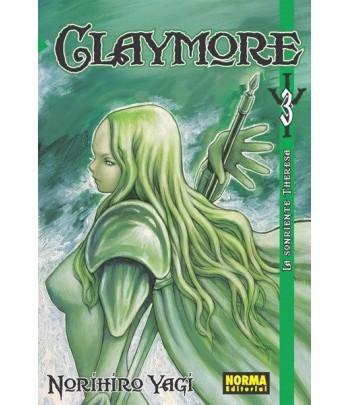 Claymore Nº 03 (de 27)