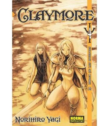Claymore Nº 04 (de 27)