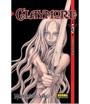 Claymore Nº 05 (de 27)