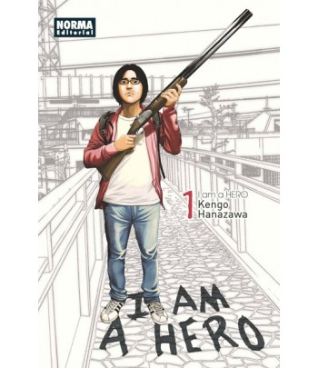 I am a Hero Nº 01