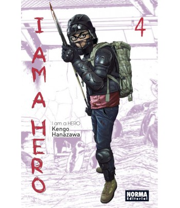 I am a Hero Nº 04